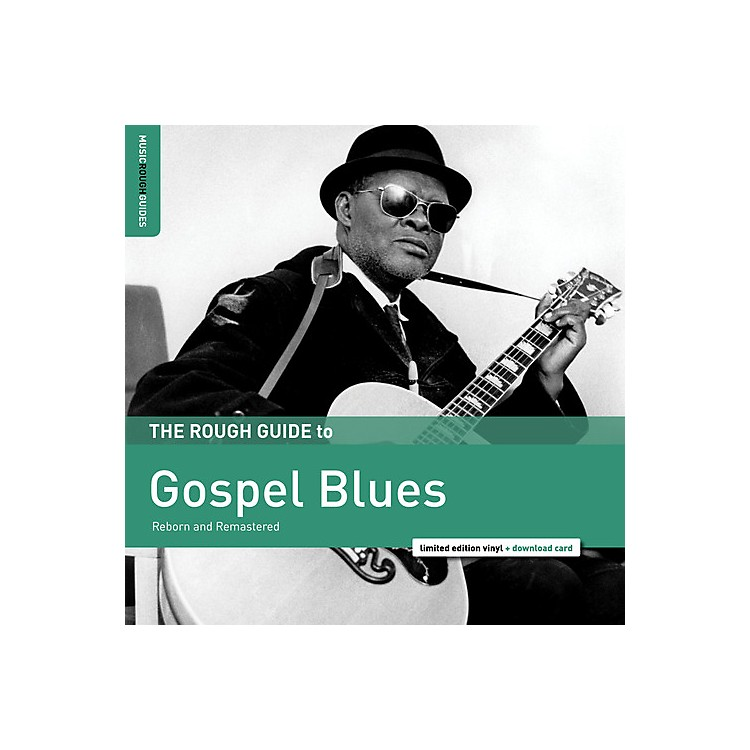AllianceRough Guide to Gospel Blues - Rough Guide To Gospel Blues