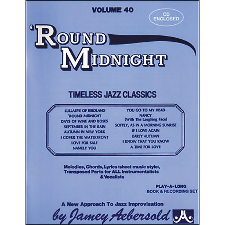 Jamey AebersoldRound Midnight
