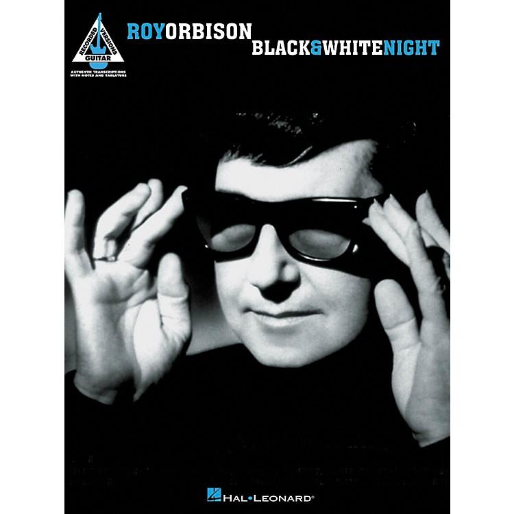 Hal LeonardRoy Orbison - Black & White Night Guitar Tab Songbook