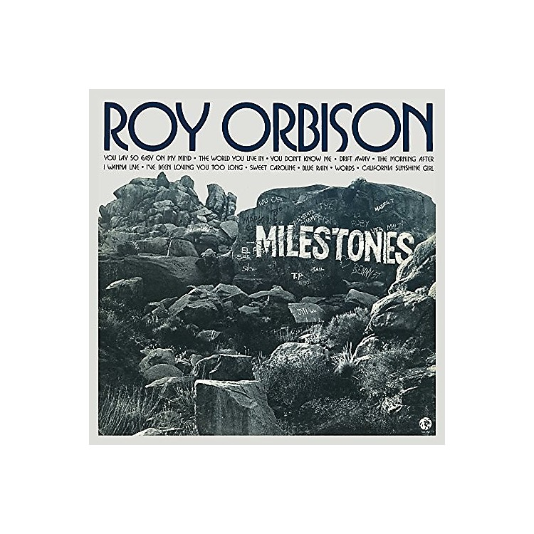 AllianceRoy Orbison - Milestones