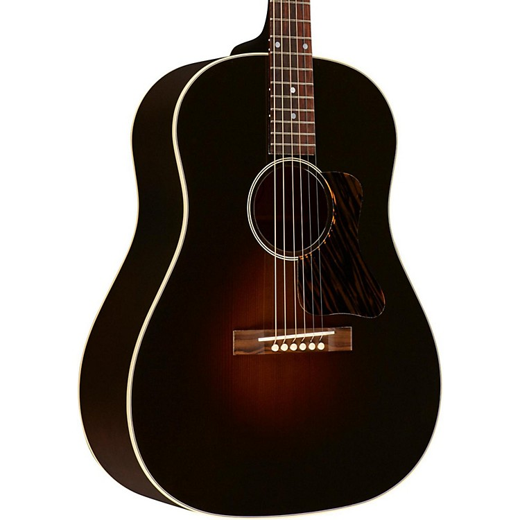 GibsonRoy Smeck Stage Deluxe Acoustic-Electric GuitarVintage Sunburst