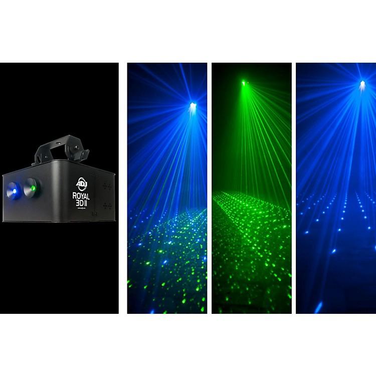 American DJRoyal 3D MKII Blue/Green Laser Effect