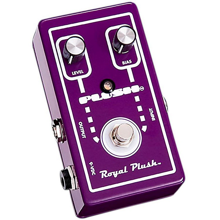 Plush Royal Plush Compressor Guitar Effects Pedal