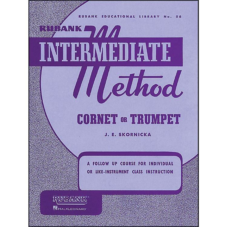 Hal LeonardRubank Intermediate Method Cornet Or Trumpet