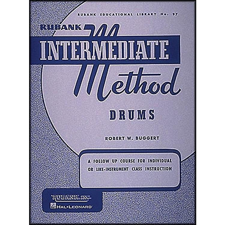 Hal LeonardRubank Intermediate Method Drums