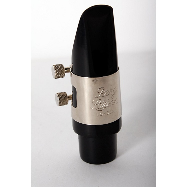 Berg LarsenRubber Alto Saxophone Mouthpiece80/1888365909134