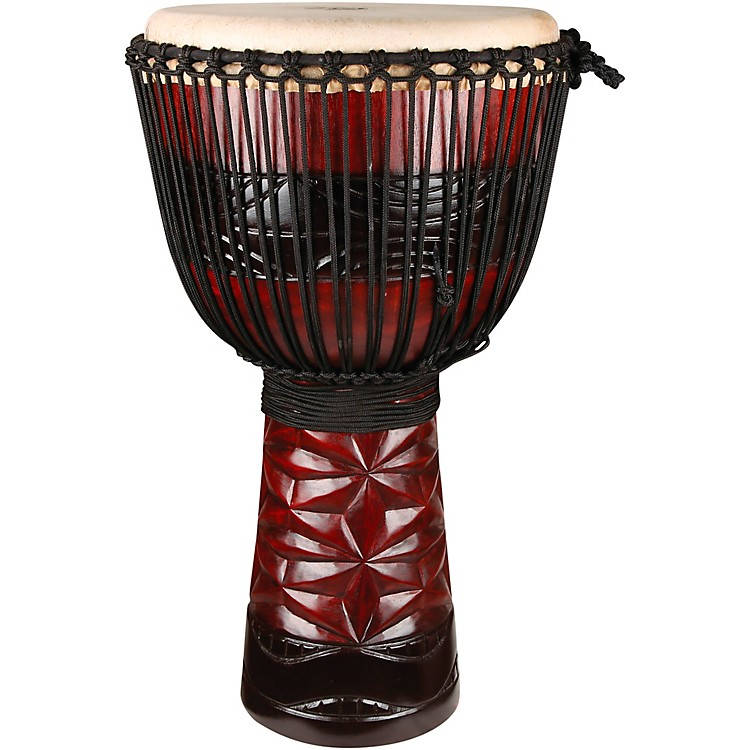 X8 DrumsRuby Professional Djembe14 x 26 in.