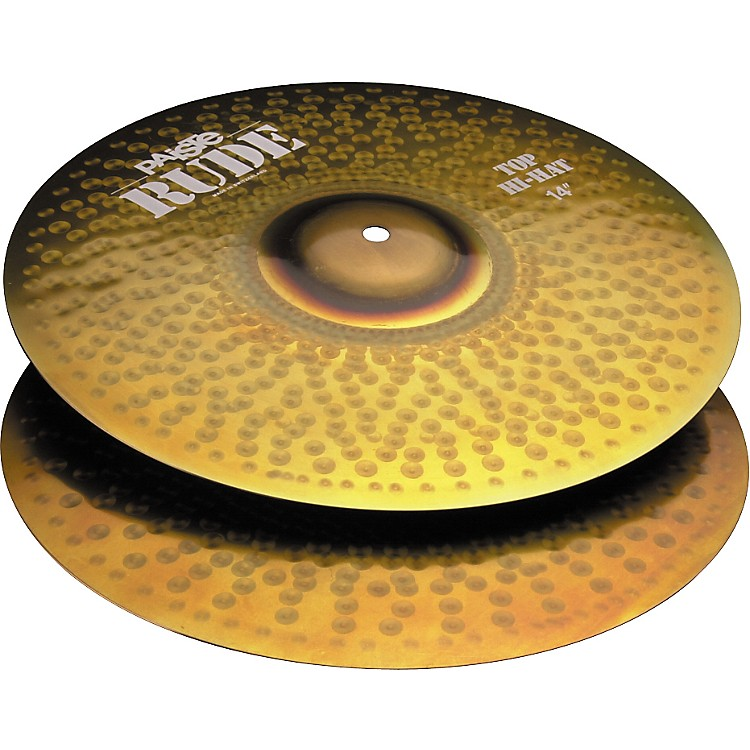 Paiste Rude Hi-hats  14