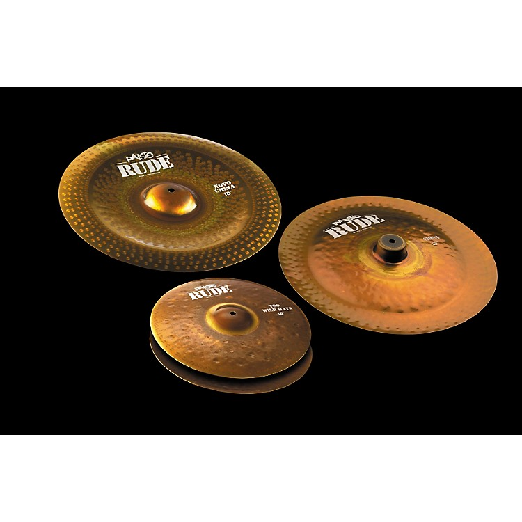 paiste rude novo china cymbal 20 in music123. Black Bedroom Furniture Sets. Home Design Ideas