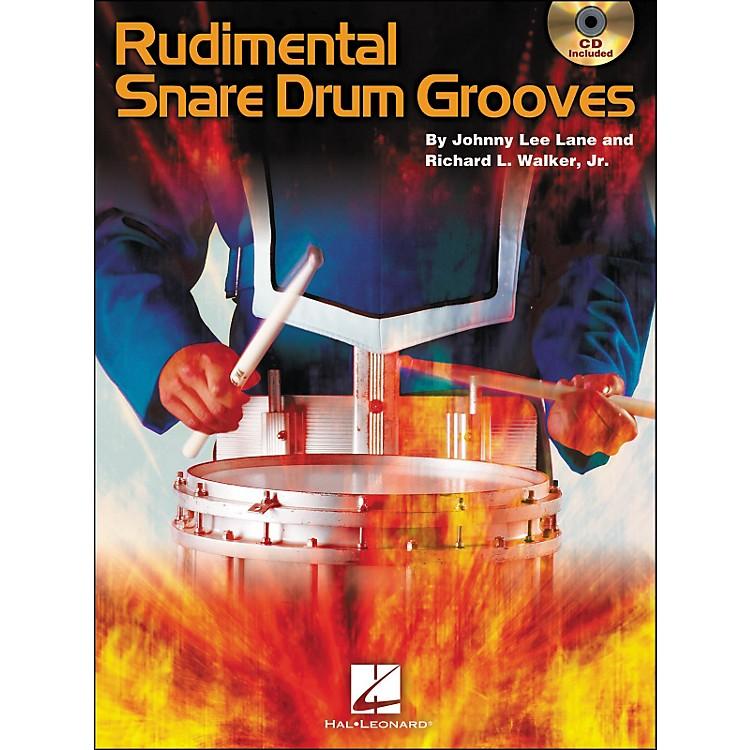 Hal LeonardRudimental Snare Drum Grooves Book/CD