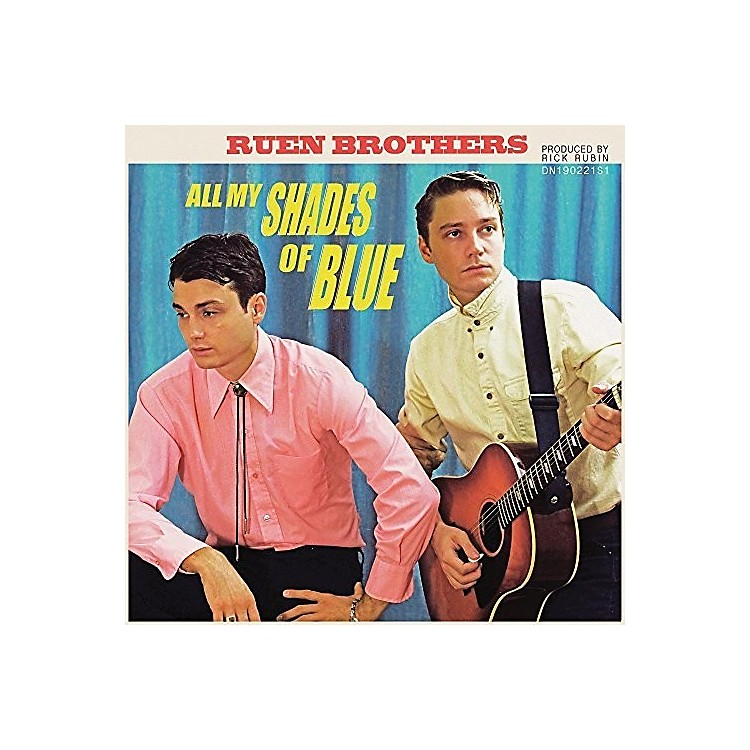 Alliance Ruen Brothers - All My Shades Of Blue