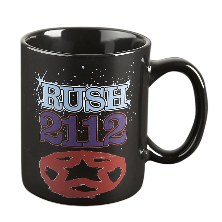 C&D Visionary Rush 2112 Mug