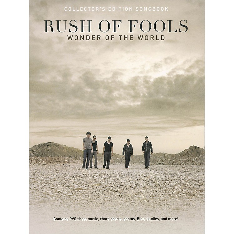 Worship TogetherRush of Fools - Wonder of the World Sacred Folio Series Softcover Performed by Dukes Of Dixieland
