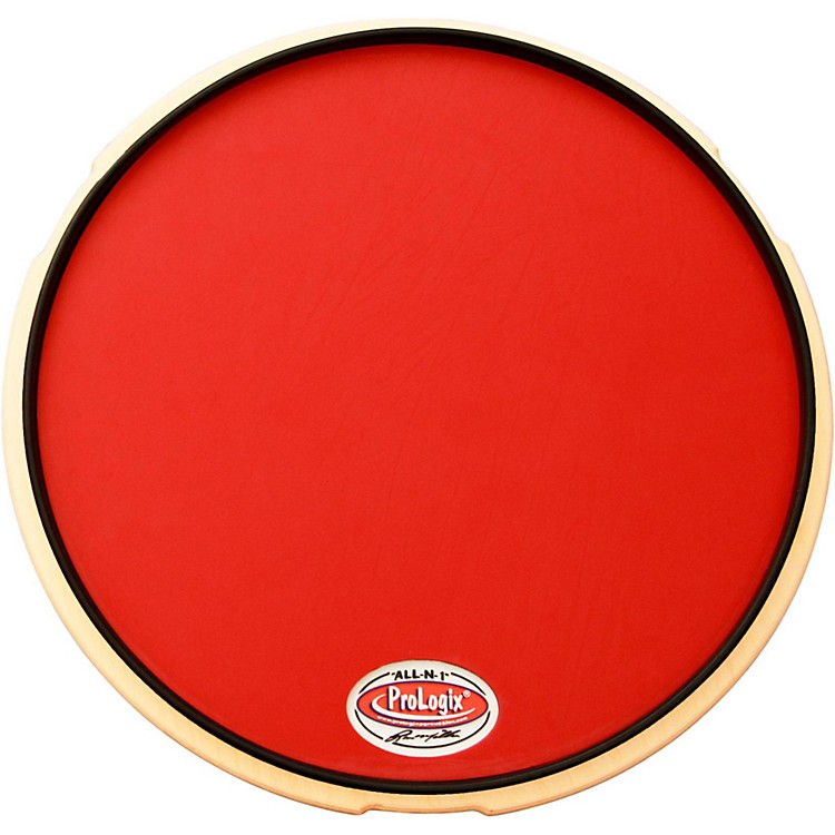 ProLogix Percussion Russ Miller Signature All in 1 Practice Pad 13 in.