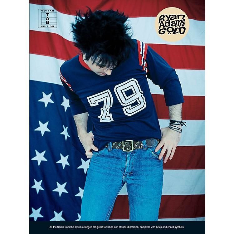 Music SalesRyan Adams - Gold Music Sales America Series Softcover Performed by Ryan Adams