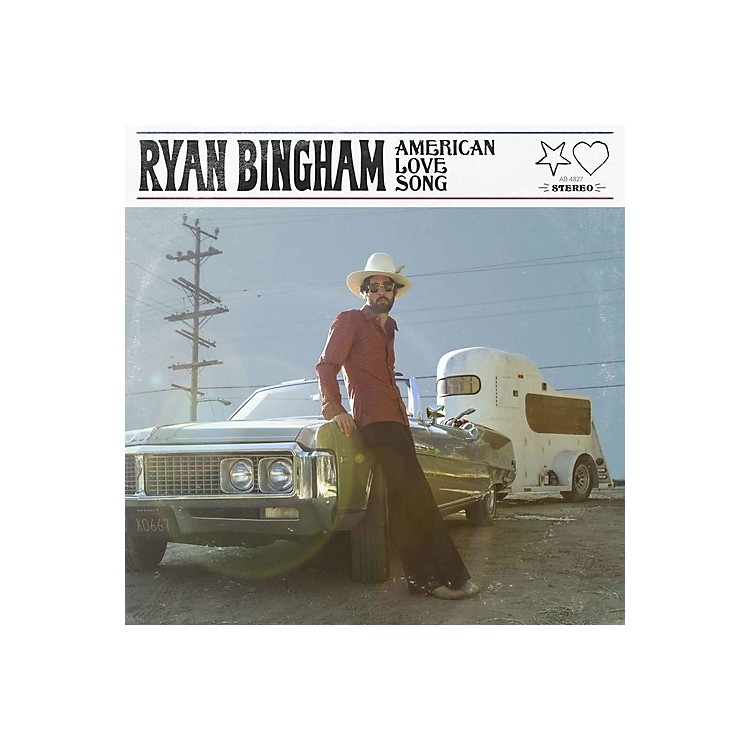 AllianceRyan Bingham - American Love Song (CD)