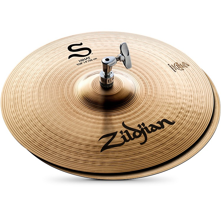 Zildjian S Family Hi-Hat Pair 14 in.