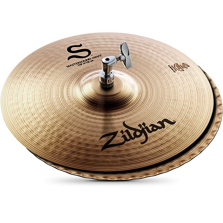 Zildjian S Family Mastersound Hi Hat 13 in.