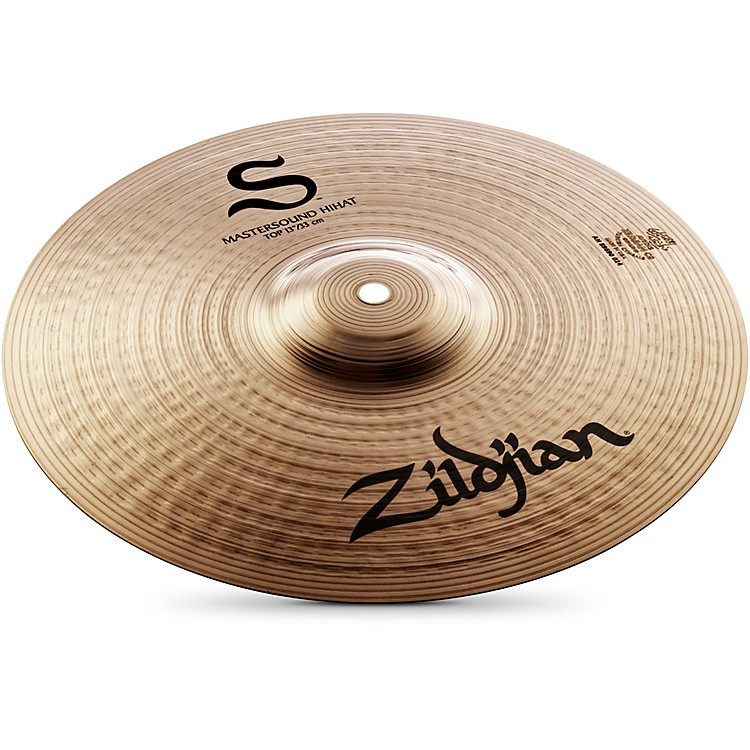 Zildjian S Family Mastersound Hi-Hat Top 13 in.