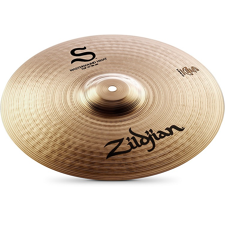 Zildjian S Family Mastersound Hi-Hat Top 14 in.