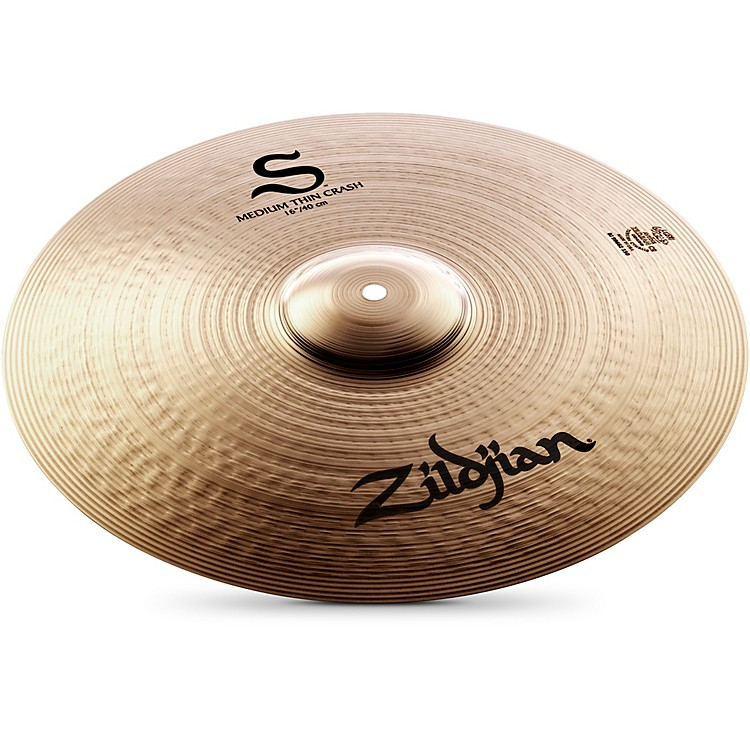 ZildjianS Family Medium Thin Crash16 in.