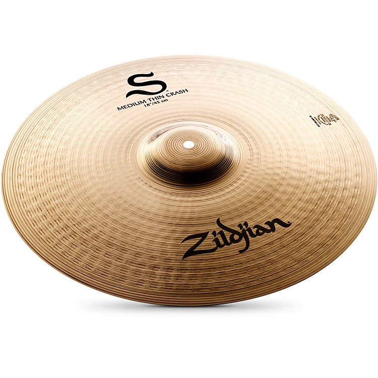 Zildjian S Family Medium Thin Crash 18 in.