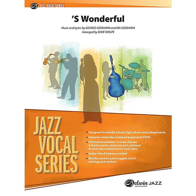 AlfredS Wonderful Jazz Vocal Band Grade 3 Set