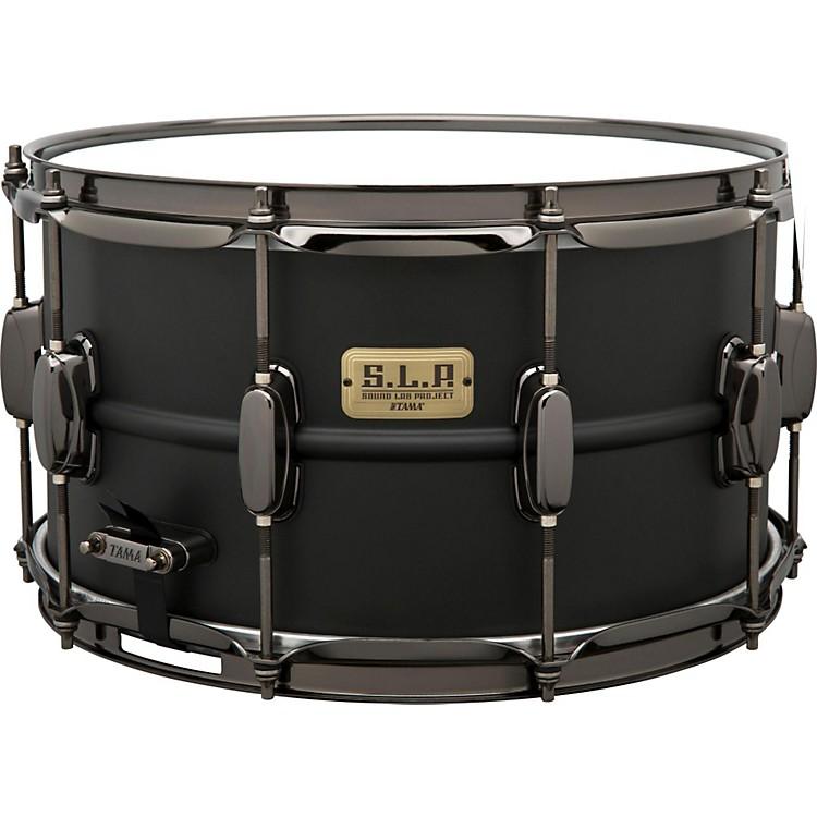 TAMAS.L.P. Big Black Steel Snare Drum14 x 8 in.