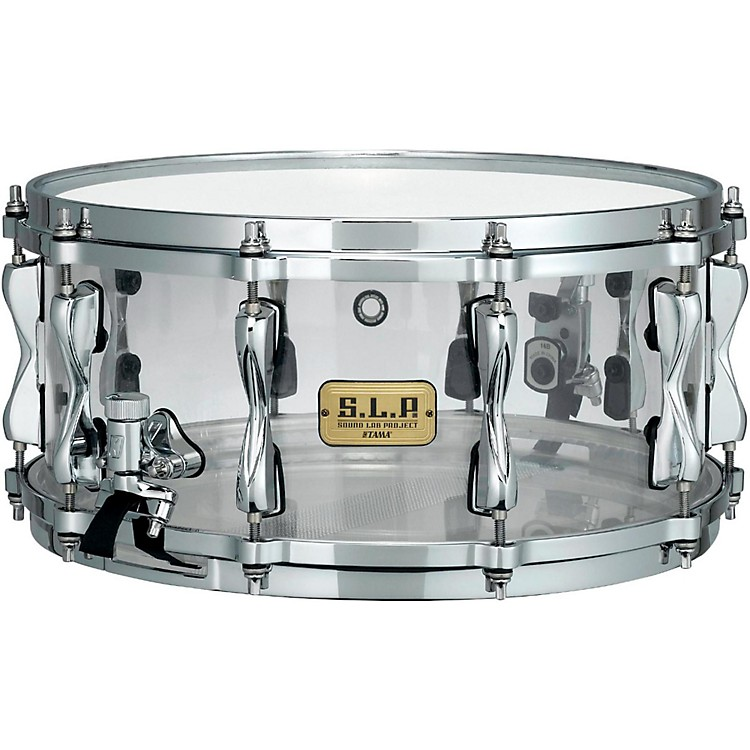 TamaS.L.P. Mirage Acrylic Shell Snare14 x 6.5 in.