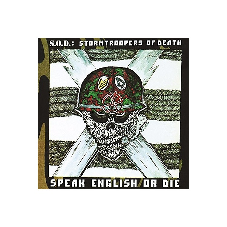 AllianceS.O.D. - Speak English or Die (30th Anniversary Edition)