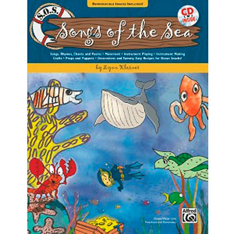 AlfredS.O.S. Songs of the Sea CD