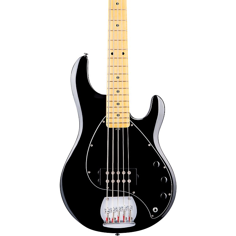 Sterling by Music Man S.U.B. StingRay5 Maple Fingerboard 5-String Electric Bass Satin Vintage Sunburst