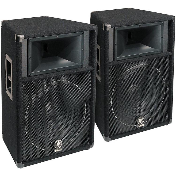 YamahaS115V Speaker Pair
