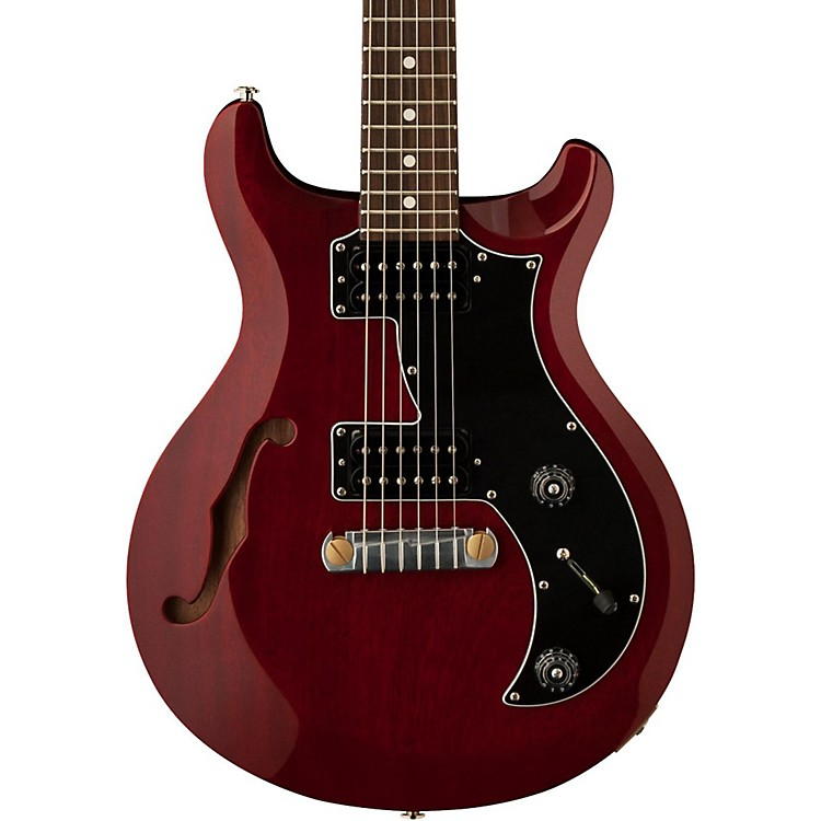 PRS S2 Mira Semi-Hollow Electric Guitar Vintage Cherry
