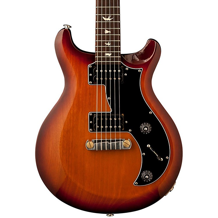 PRS S2 Mira With Bird Inlays Electric Guitar Mccarty Tobacco Sunburst