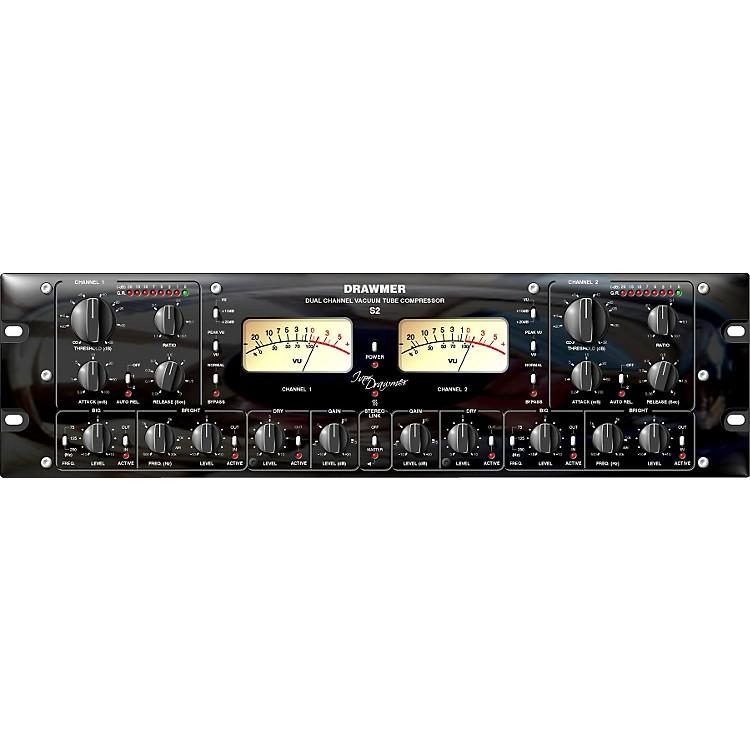 DrawmerS2 Signature Series Dual Channel Tube Compressor