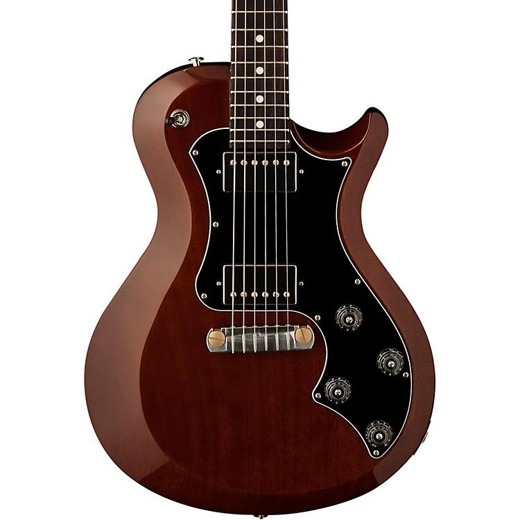 PRSS2 Singlecut Standard Dot Inlays Electric GuitarSienna