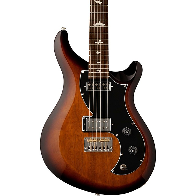 PRSS2 Vela Bird Inlays Electric GuitarMccarty Tobacco Sunburst