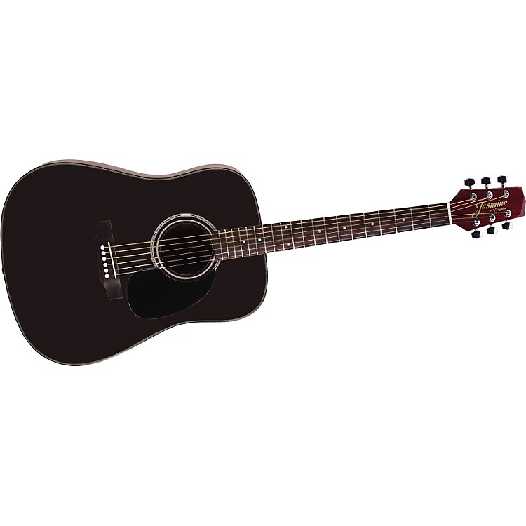 Jasmine S341 Dreadnought Acoustic Guitar with Case