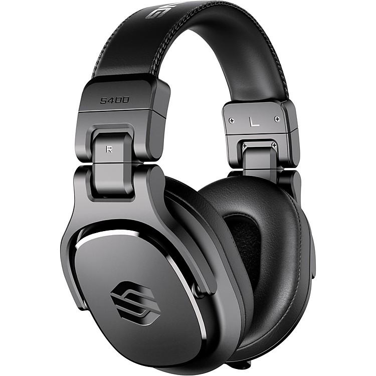 Sterling AudioS400 Studio Headphones with 40 mm DriversBlack