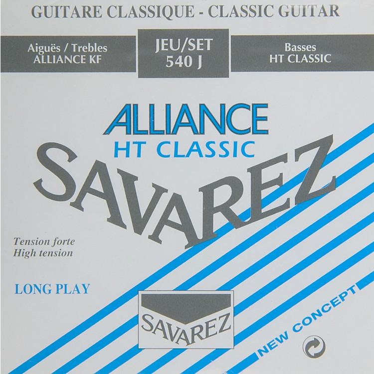SavarezS540J High Tension Classic Guitar Strings