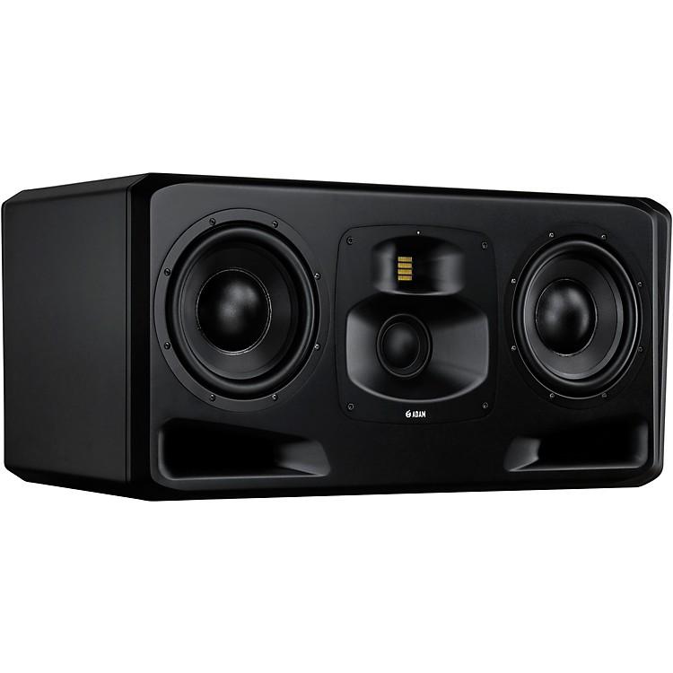 Adam AudioS5H Premium Horizontal mid-field Monitor, 3-way Dual 10