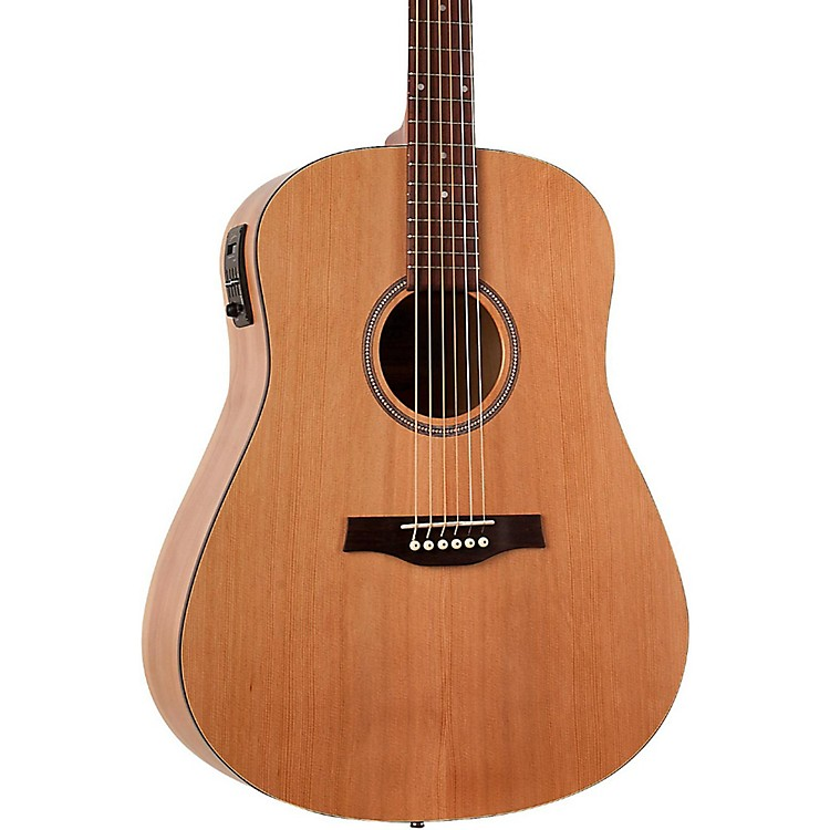 SeagullS6 Classic Dreadnought Acoustic-Electric GuitarNaturalWith B-Band M-450T