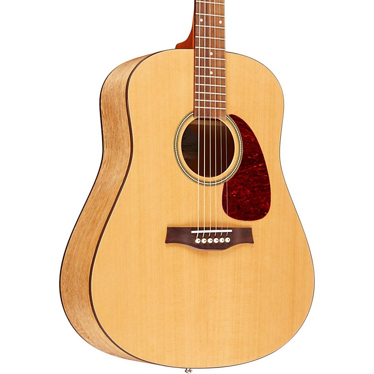 Seagull S6 Natural Gloss Top Acoustic Guitar Natural