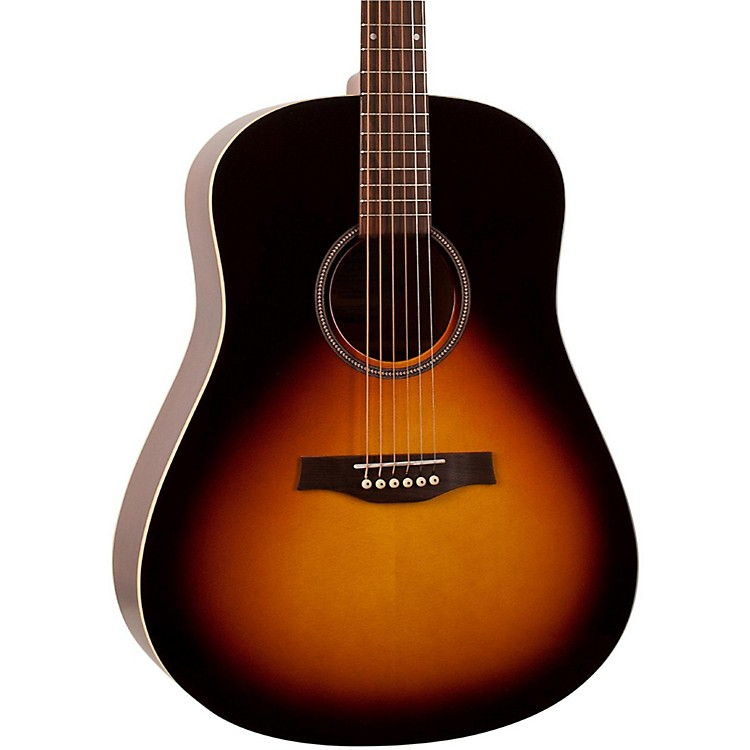 Seagull S6 Spruce Acoustic-Electric Guitar Sunburst