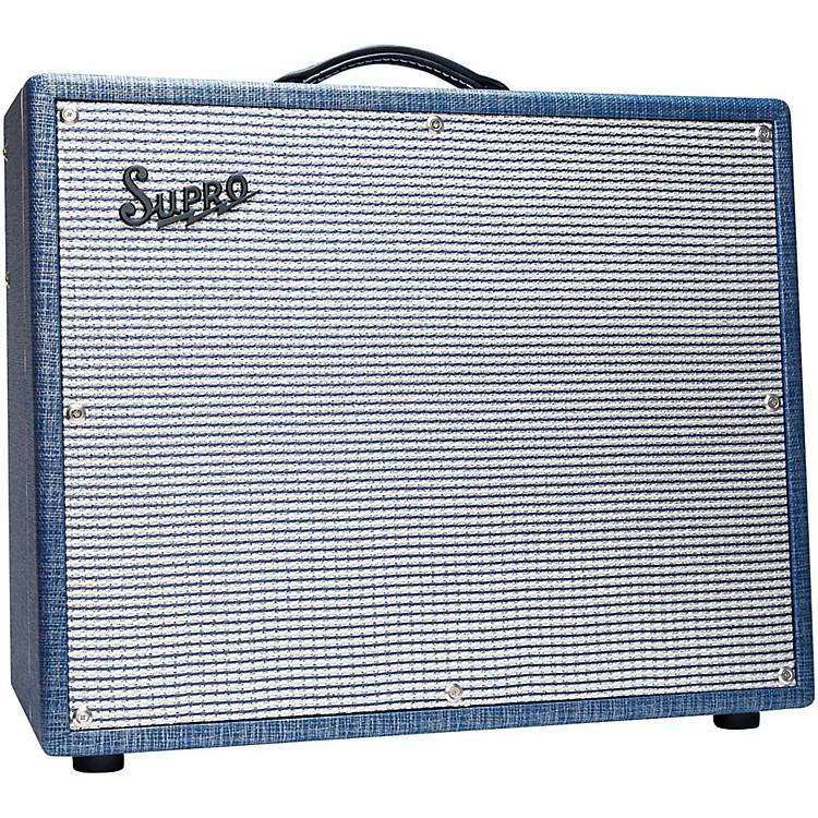 SuproS6420+ Thunderbolt Plus 35W 1x15 Tube Guitar Combo Amp