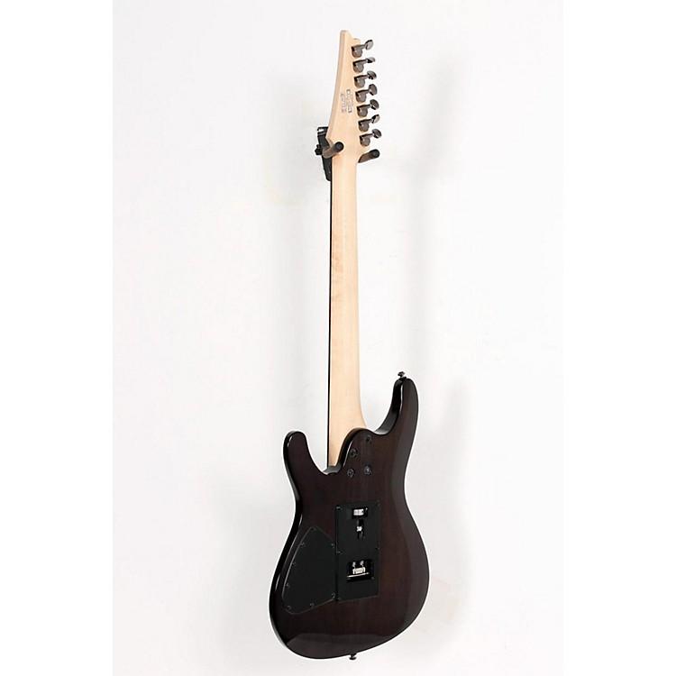 IbanezS7420QM 7-String Electric GuitarTransparent Gray Burst886830956928