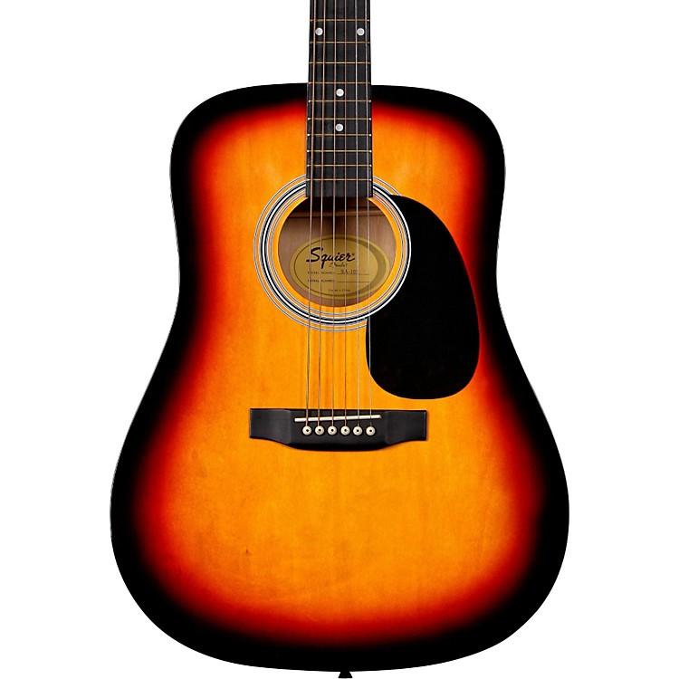 SquierSA-105 Dreadnought Acoustic GuitarNatural