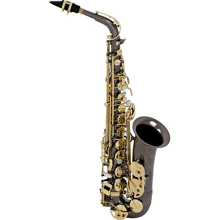 Selmer SAS280 La Voix II Alto Saxophone Outfit Silver Plated 888365943398