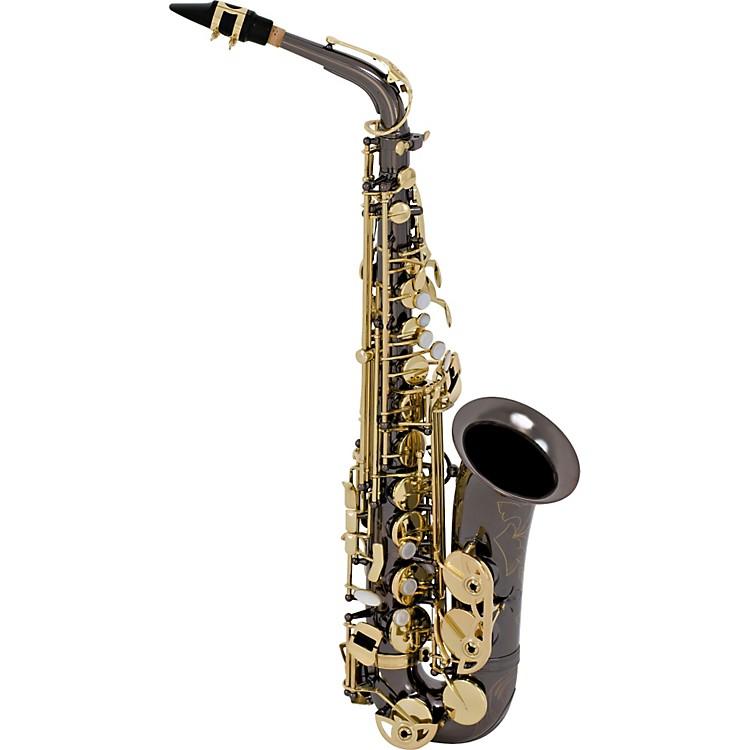 SelmerSAS280 La Voix II Alto Saxophone OutfitBlack Nickel